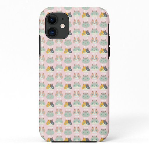 Happy Cats iPhone 11 Case