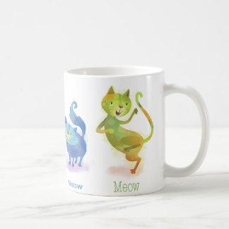 Happy Cats mug