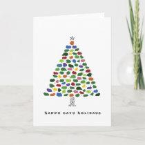 Happy Cavy Holidays Holiday Card