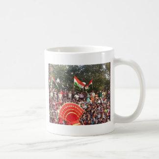 Happy Celebration style of India Classic White Coffee Mug