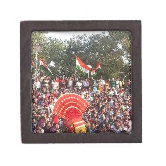 Happy Celebration style of India Keepsake Box