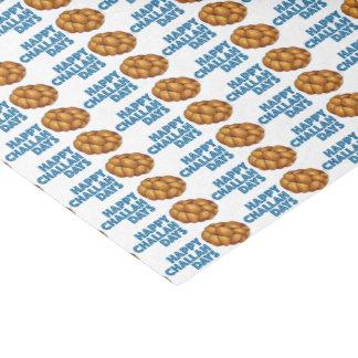 Happy Challah Days Hanukkah Chanukah Tissue Paper