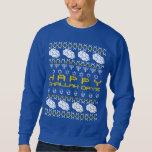 Happy Challah Days Pullover Sweatshirt