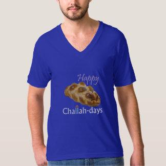 Happy Challahdays Braided Shirt