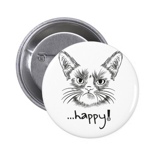 Happy, Champion of the world-wide one, shirts, the Pinback Buttons