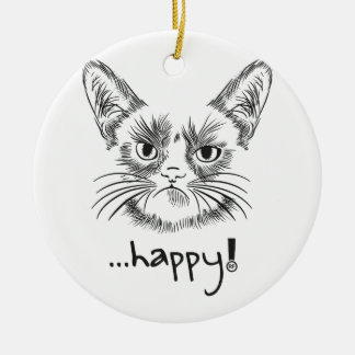 Happy, Champion of the world-wide one, shirts, the Ceramic Ornament