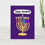 "Happy Channukah Menora / Chanukia Holiday Card<br><div class=""desc"">hanuka, hannuka, hannukah, hanukah, hannukkah, hanukkah, chanuka, channuka, channukah, chanukah, channukkah, chanukkah chanukia, chanukkia, hanukia, hanukkia, menora, mennora, menorra holiday, holidays, jewish, judaism, ""happy hanukkah"", happy face"", candelabra, happy, channukah, hannuka, hanukkah, hanuka, chanuka, chanukkah, chanukah, channuka, ""happy channukah"", sameach, chag sameach, menora, menorah, hanukia, chanukia, jewish, judaism, judaica, candles, candle,...</div>"