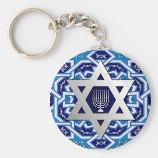 Happy / Chanukah Gift Keychains