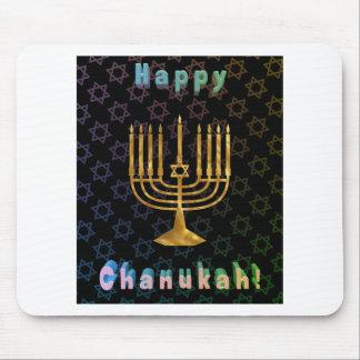 Happy chanukah mouse pads
