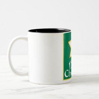 Happy Chanukah mug
