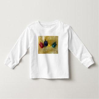 Happy chanukah toddler t-shirt