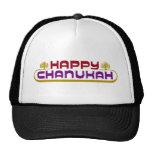 Happy Chanukah Trucker Hat