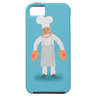 Happy Chef iPhone 5 Covers