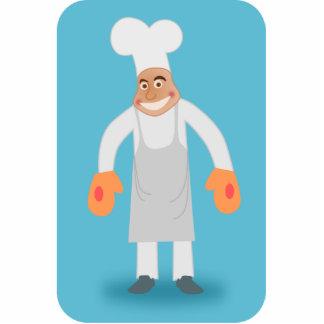 Happy Chef Statuette