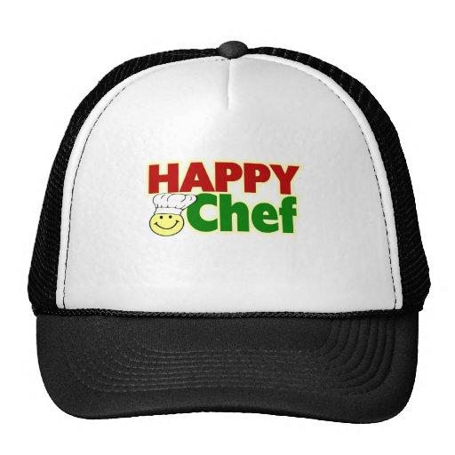 Happy Chef Trucker Hat