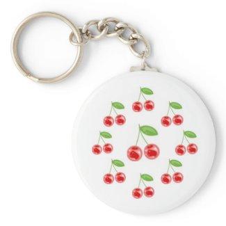 happy cherries, happy cherries, happy cherries,... keychains
