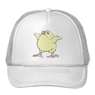 Happy Chick Trucker Hat