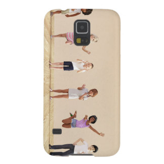 Happy Children in a Day Care or Daycare Center Case For Galaxy S5