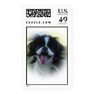 Happy Chin! Postage Stamp