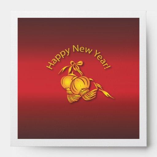 Happy Chinese New Year! Envelopes