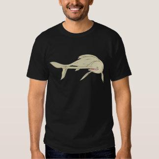 Happy Chinese Paddlefish T-shirt