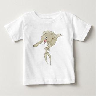 Happy Chinese Swordfish Paddlefish T Shirt