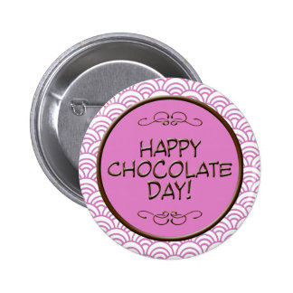 Happy Chocolate Day Pin