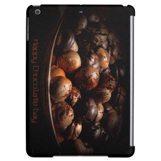 Happy Chocolate Day Savvy Glossy ipad Air Cases iPad Air Cover
