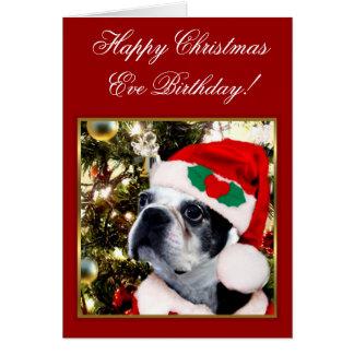Happy christmas eve birthday