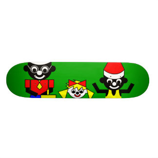 Happy Christmas from Sam s Father Lucca and Sam Skateboard Decks
