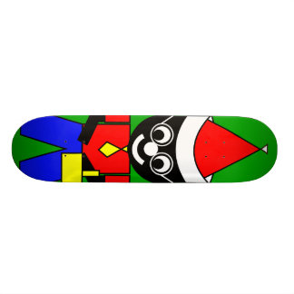 Happy Christmas - from Sam's Father Skateboard Deck