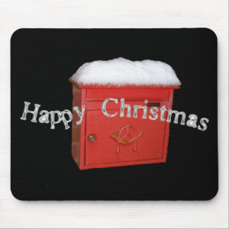 Happy Christmas Mouse Pad