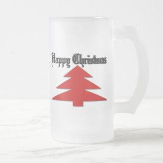 Happy Christmas Mugs