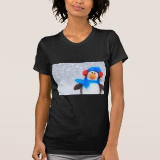 Happy Christmas Penguin T-Shirt