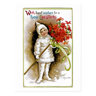 Happy Christmas Post Cards