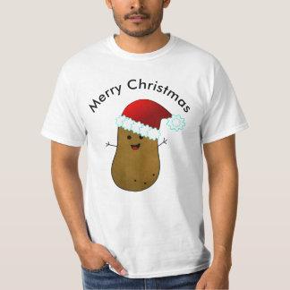 Happy Christmas Potato T-Shirt