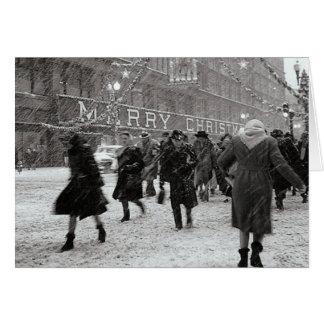Happy Christmas Shopping! Card
