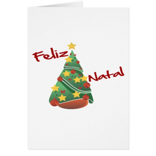 Happy Christmas Stationery Note Card