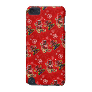 Happy christmas toy robot iPod touch (5th generation) case