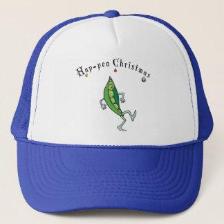 Happy Christmas Trucker Hat