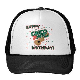 Happy Cinco de Mayo Birthday! Trucker Hat