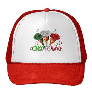 Happy Cinco de Mayo Trucker Hat