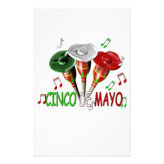 Happy Cinco de Mayo Stationery