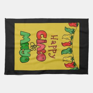 Happy Cinco de Mayo Towels