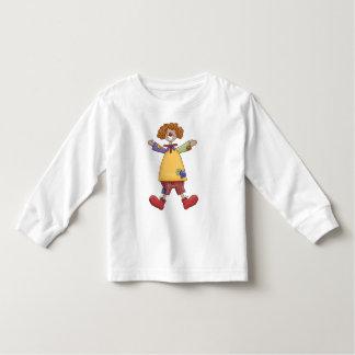Happy Circus Clown Tee Shirt