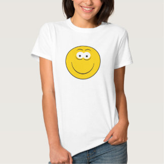 Happy Classic Smiley Face T-Shirt