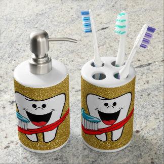Clean A Bathroom Set clean bath accessory sets | zazzle