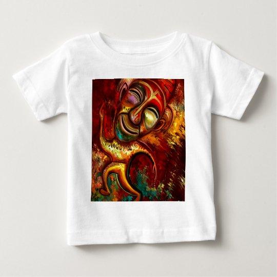 Happy Clown by rafi talby Baby T-Shirt