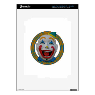 Happy Clown Decal For iPad 3