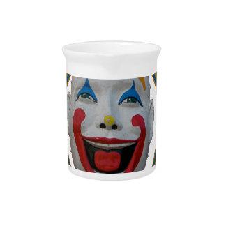 Happy Clown Drink Pitcher